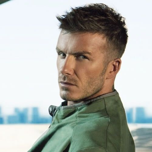 how to style hair like beckham spiky david beckham hairstyles hair style 8343