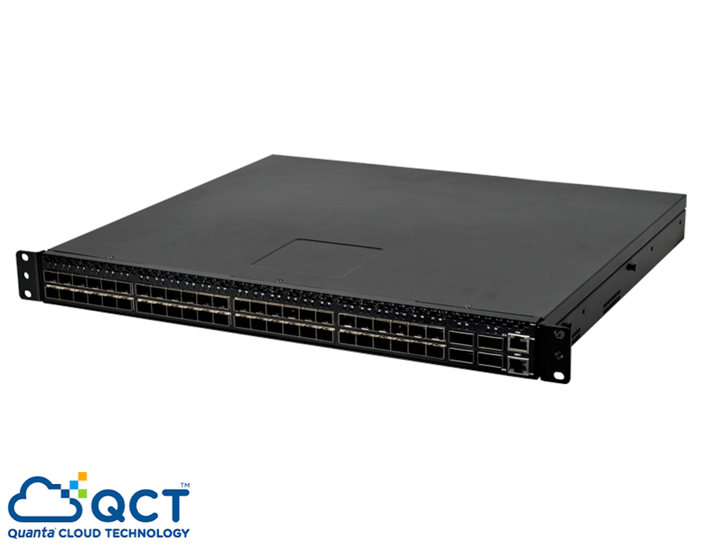 Quanta Quantamesh T3048 Ly2 48x 10gbe Sfp 4x 40gbe Qsfp Switch Switch Ipv6 Networking