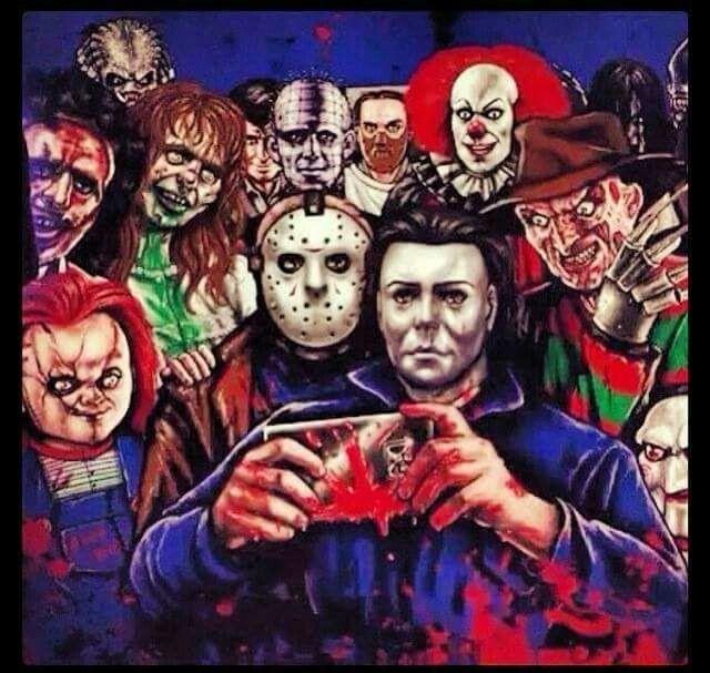 Funny Horror, Slasher Movies, Horror