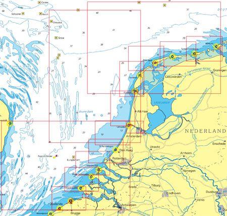 Nv Atlas Nederland Nl1 Noordzee Borkum Naar Oostende