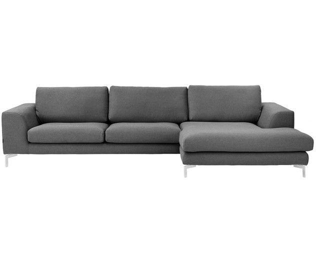 Ecksofa Philipp, Eckteil rechts - gemütliches sofa wohnzimmer