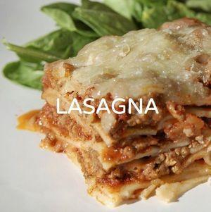 anti-inflammatory lasagna, clean eating lasagna, anti-inflammatory pasta, anti-inflammatory dinner,