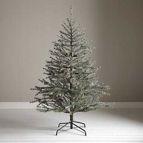 Buy John Lewis Snowdrift Breconridge Fir Christmas Tree, 7ft Online At  Johnlewis.com
