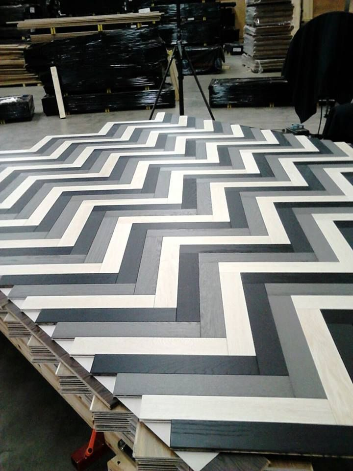 Hakwood Glaze Mineral Absolute Flooring Makes An Extra Bold