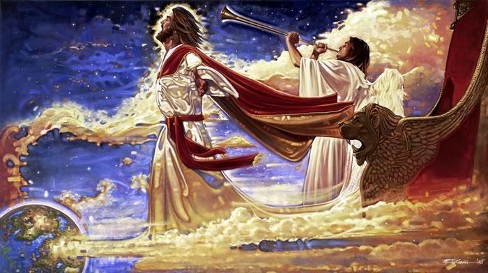 The 7th trumpet of Revelation | Religione