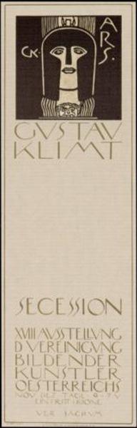 Gustav Klimt, Secession