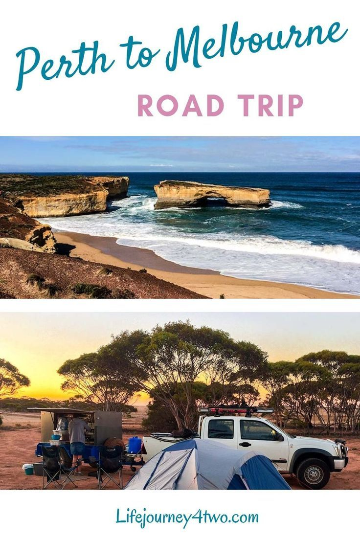 Perth To Melbourne Drive Ultimate Guide (inc Map