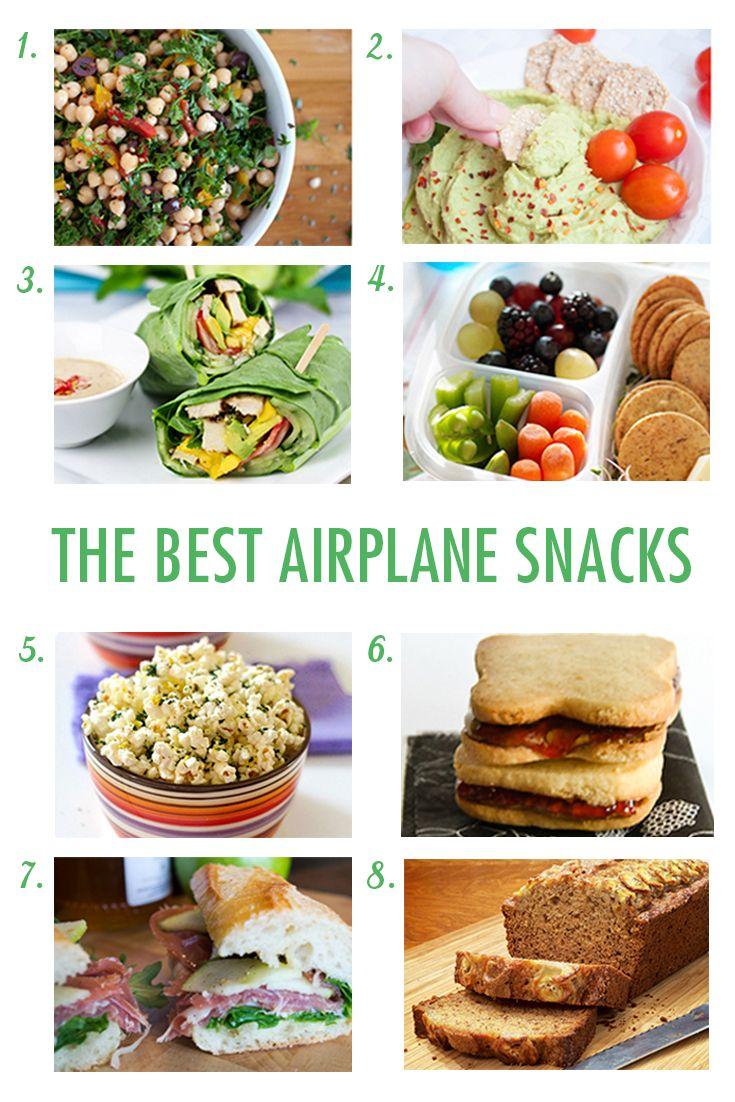 Airplane Snacks Packable Food You Can Bring On Flights Healthy Travel Snacks Airplane Snacks Airplane Food