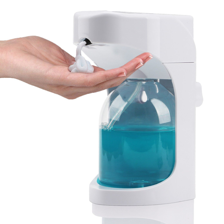 Automatic Foaming Soap Dispensers Segarty Handsfree Touchless Hand Sanitizer Soap Pump Dis Foam Soap Dispenser Hand Soap Dispenser Foaming Hand Soap Dispenser