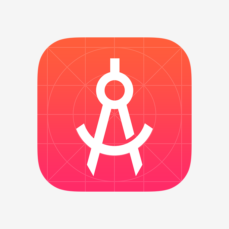 Apply Pixels Industry Standard Design Tools App icon
