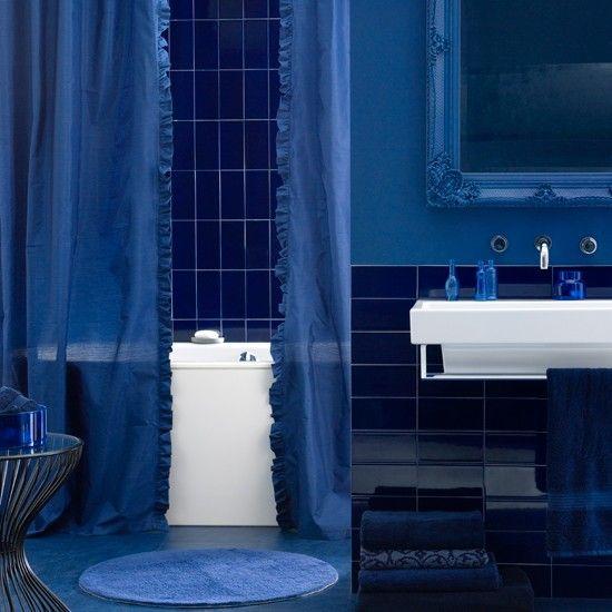 Bathroom Colour Schemes Bathroom Colour Ideas For Your Space Blue Bathroom Interior Dark Blue Bathrooms Bathroom Color Schemes