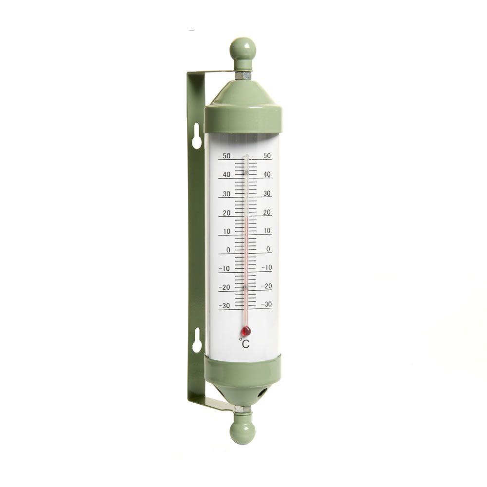 Wilko Thermometer Metal | Garden ideas | Pinterest
