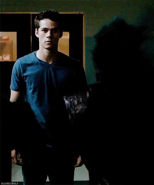 Dylan O'Brien- Stiles being amazingly scary ;)))