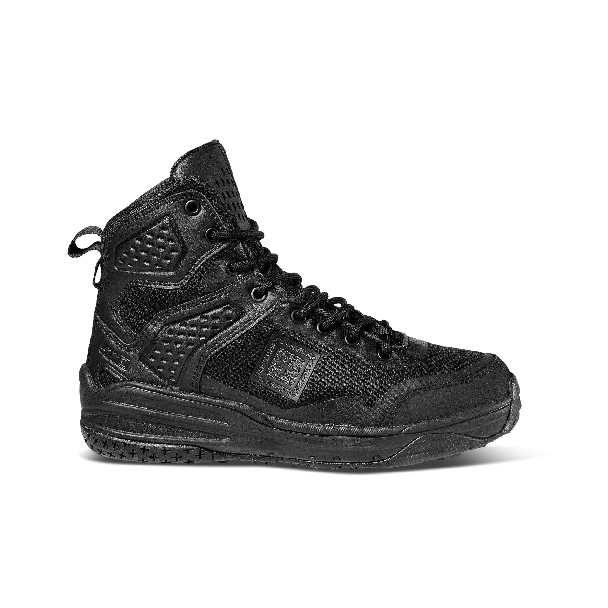 Halcyon tactical stealth boot with images black boots