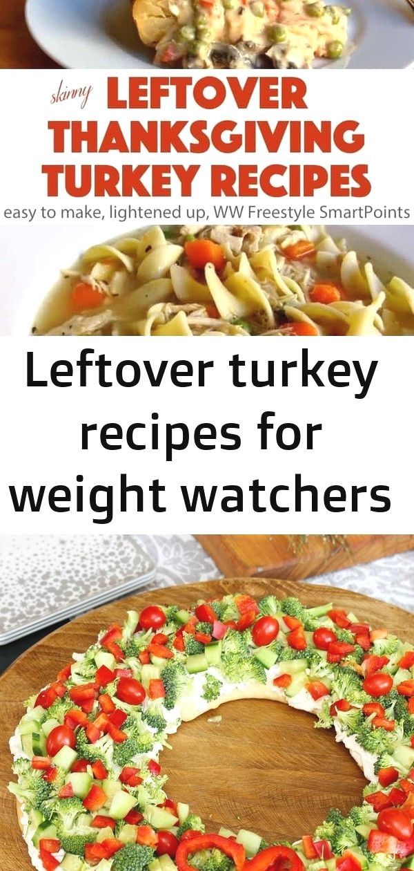 Leftover turkey recipes for weight watchers : For me, the best part of roasting a turkey for Thanksgiving or Christmas (or anytime for that matter), is all the delicious recipes you can make from the leftover turkey. #healthyleftoverthanksgivingturkeyrecipes #turkey via @marthamckinnon This fun and festive Christmas wreath veggie pizza will soon become your favorite holiday recipe! Easy to make and always a hit at parties and get togethers. #christmasappetizers #holidayappetizers #appetizers #ho #leftoverturkeyrecipeseasy