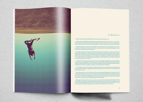 Revista ¡Dale! on Behance * Magazine * Editorial Design