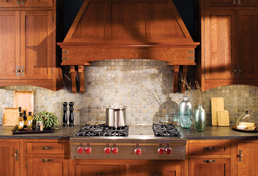 Design 101 How to Create a Craftsman Style Kitchen in