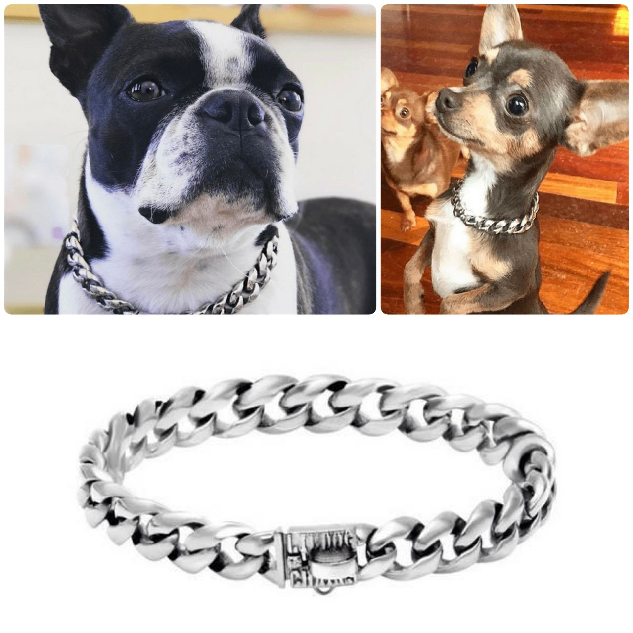 All The Quality And Strength From Big Dog Chains Modified To