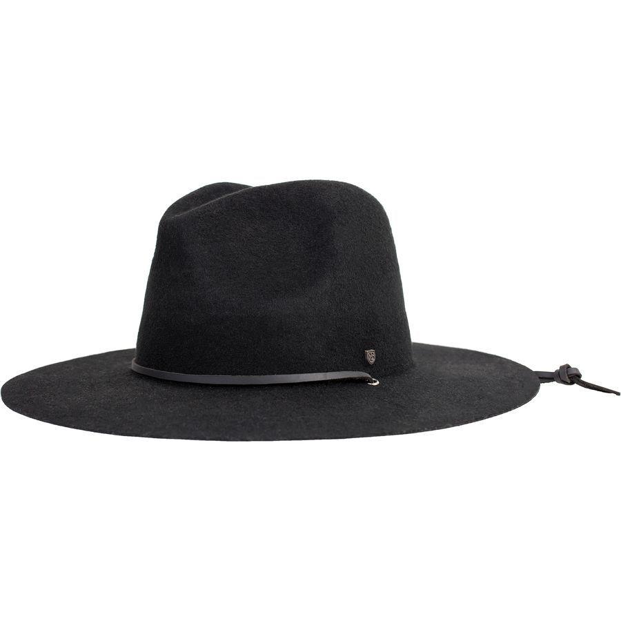 b4427c6c3914f ... spain brixton mayfield hat black 8a803 8fa73