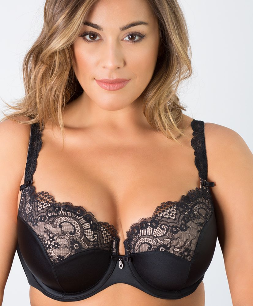 e577a9f11d4dd Our Curvy Couture Tulip bra is one of our best selling bras. Which color do  you have