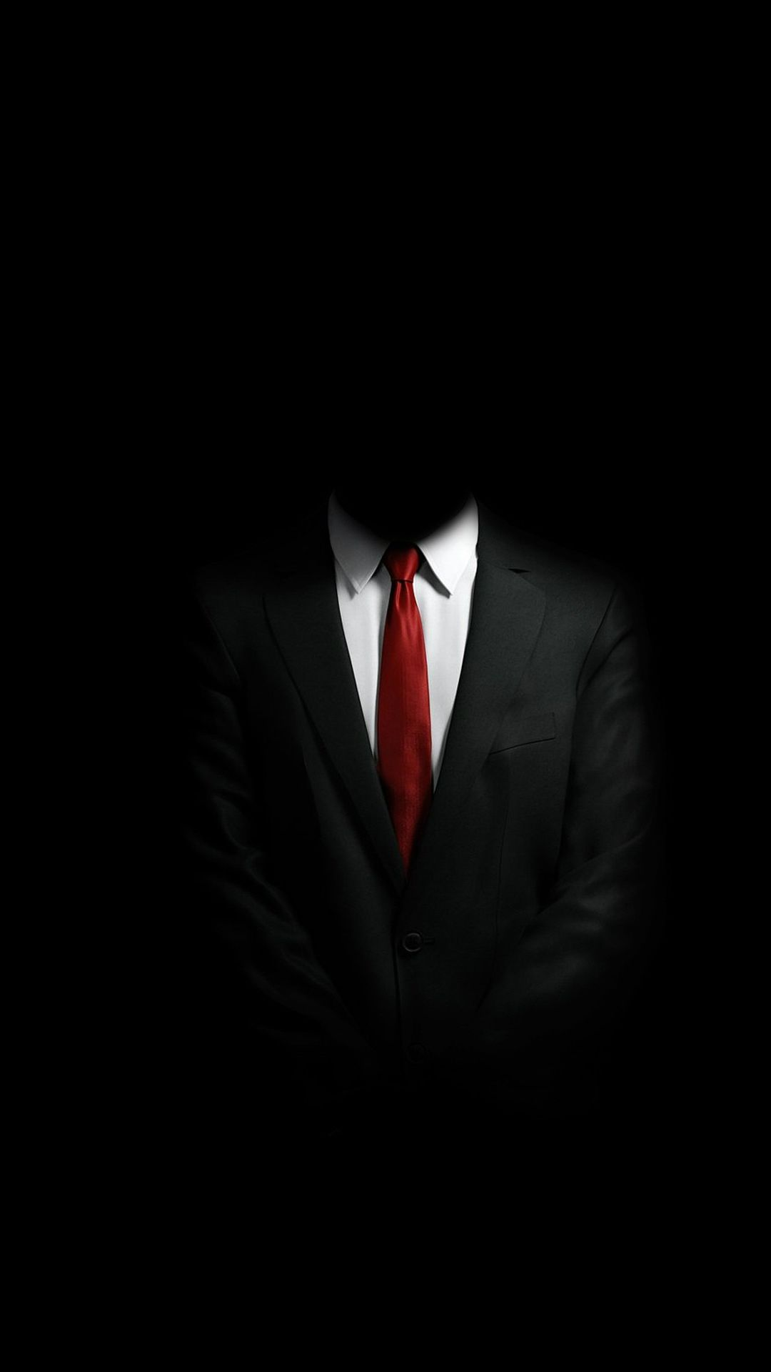 Mystery Man In Suit IPhone 7 Wallpaper