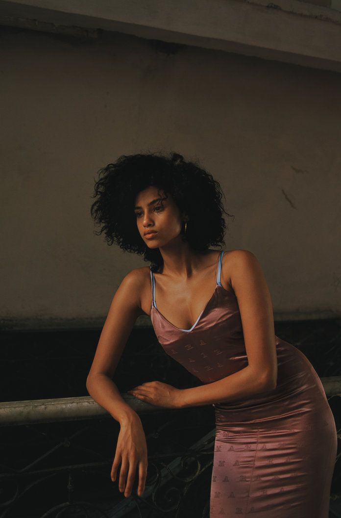 Model Imaan Hammam on the Hairstyle That Changed Her Career #africanbeauty