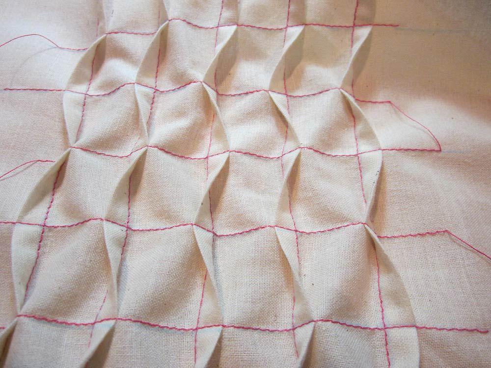 Idee Cucito Per Principianti : How to make wave tucks from sew 4 home sewing cucito