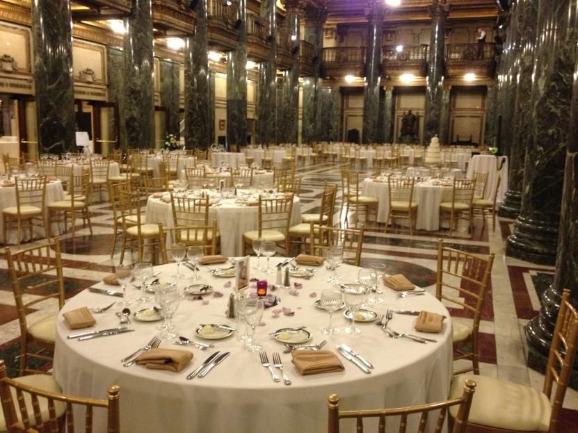 Carnegie Music Hall An Awesome Place To Have Your Wedding Reception