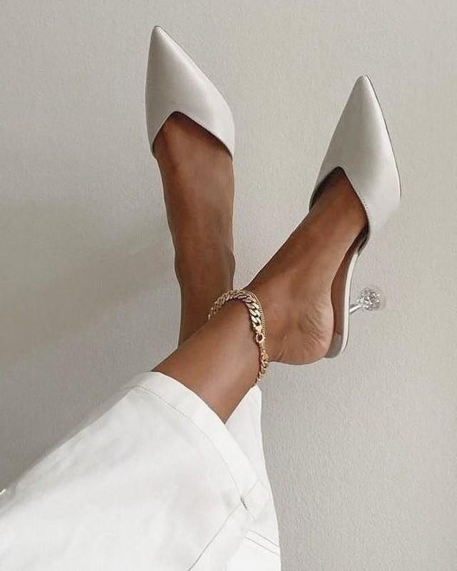 Get The Shoes For 42 At Topshop Uk Wheretoget White Bridal Shoes Heels Heels Classy