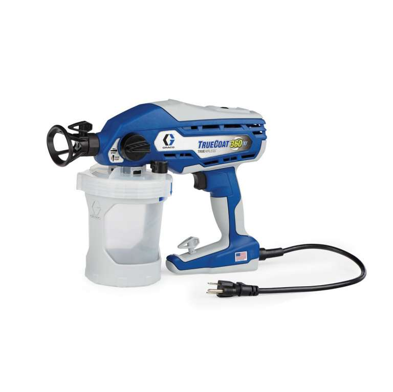 7 Graco 17a466 360 Ds Electric Painting Sprayer Best Paint Sprayer Paint Sprayer Reviews Using A Paint Sprayer