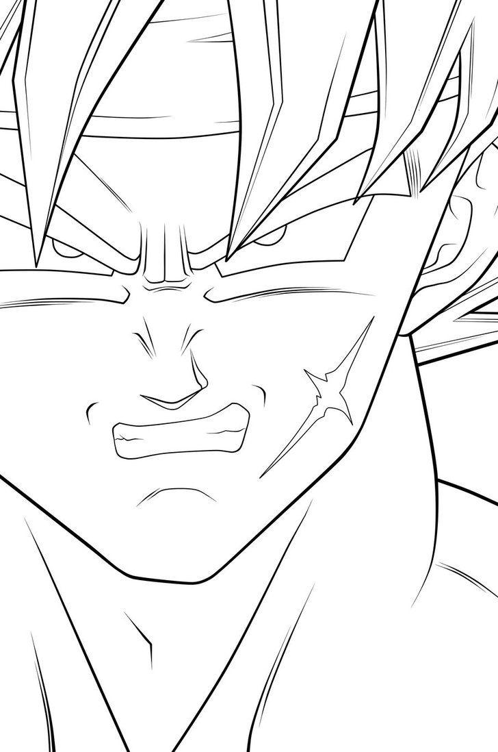 Dibujos De Dragon Ball Z Goku A Lapiz Dragon Para Dibujar Goku Dibujo A Lapiz