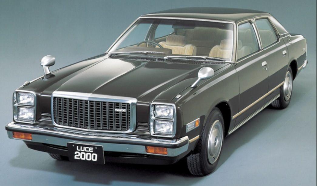 Mazda 929 Legato Saloon 1980 | Classic japanese cars ...