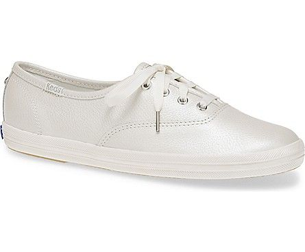 d093f2ac8eab Keds Women s Keds x kate spade new york Champion Pearl Leather
