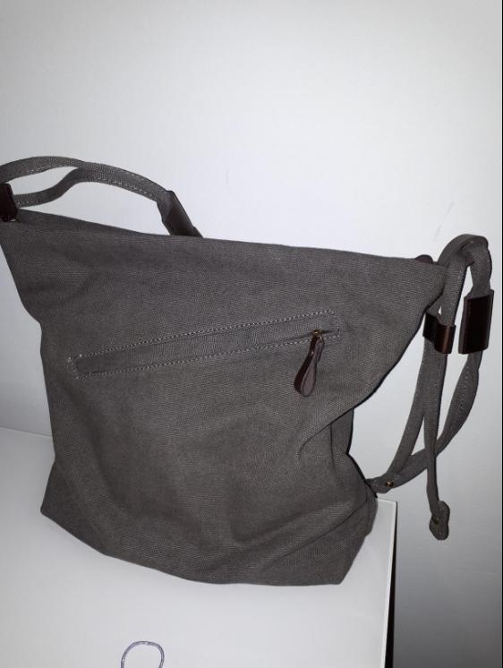 dca07573a8 Hot-sale designer Women Vintage Messenger Bag Genuine Leather Canvas Crossbody  Bag Tribal Rucksack Online