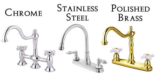 Do It Yourself: Cleaning Your Kitchen Faucet at PlumberSurplus.com ...