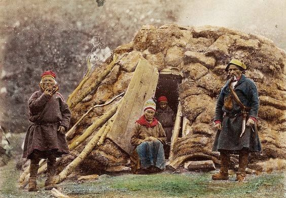 The Sami Are The Native Indigenous Retro Ruminations Old Photos Norway Sami