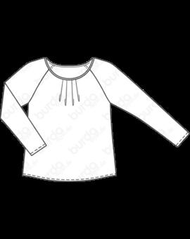 burda style Sixties im Onlineshop Kleid 102014139Mode Selbernähen zum QshtrdxC