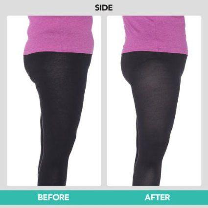 56abddbd56 Amazon.com: RejuvaHealth Compression Legging, Slimming Support, Black,  20-30 mmHg: Health & Personal Care