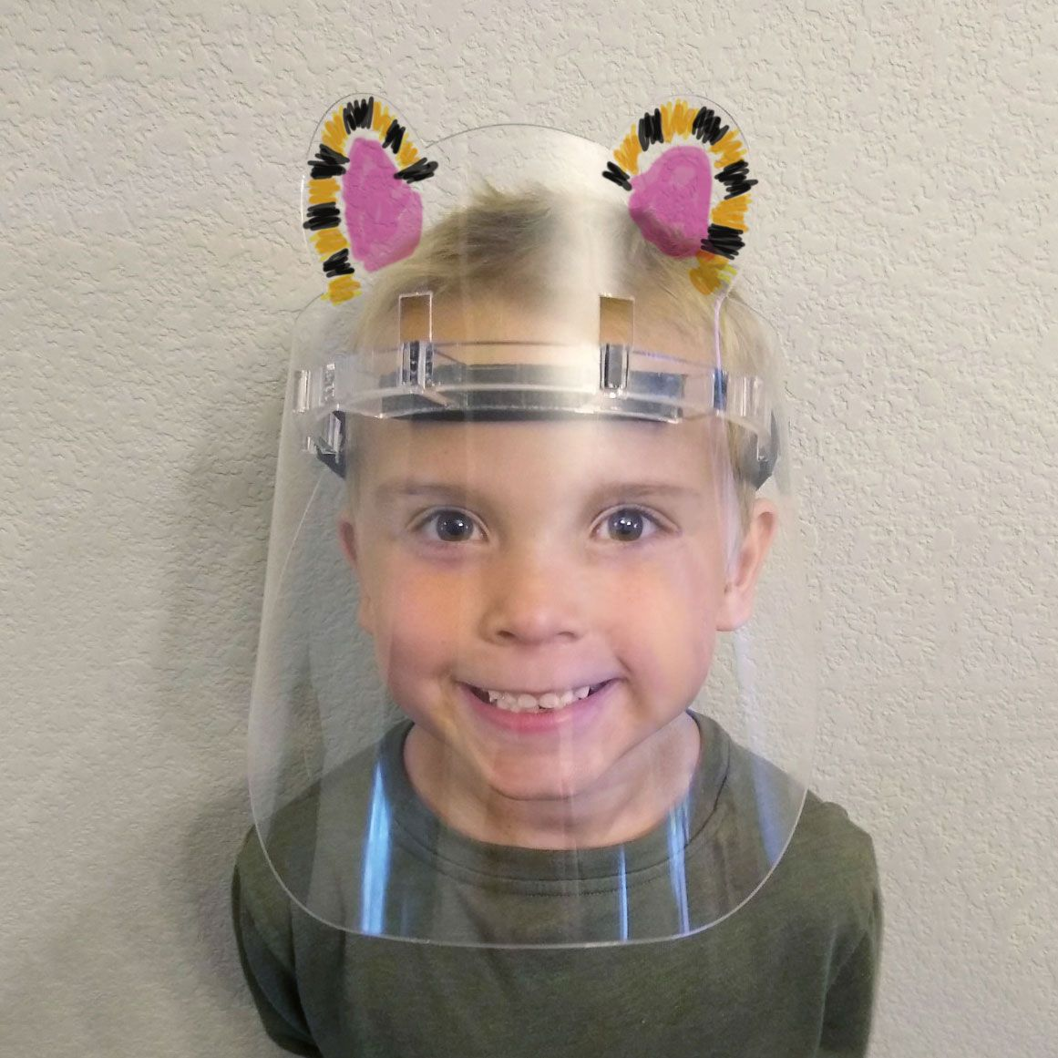 Youth Face Shield Glassical Designs in 2020 Face