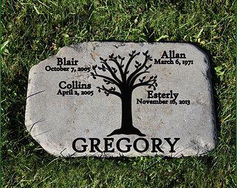 46+ Diy memorial garden stone inspirations
