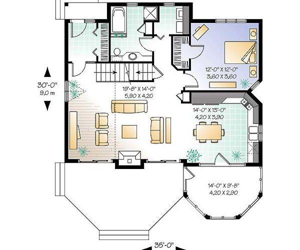 Planos Casa Planta Baja. Simple Planos Casa With Planos Casa Planta ...