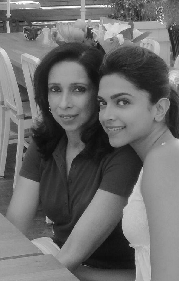 Why Deepika S Mom Did Not Like Ram Leela Deepika Padukone Bollywood Actors Bollywood Actress