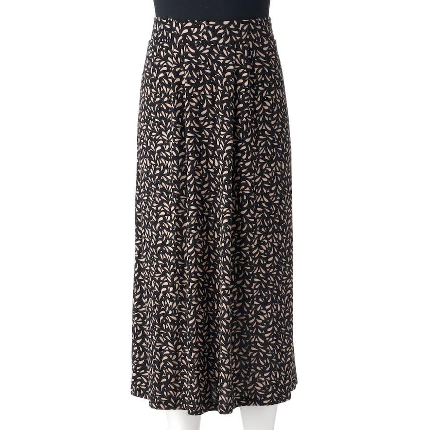 420c1e0282 Women's Dana Buchman Pleated Maxi Skirt   Products   Skirts, Skort ...