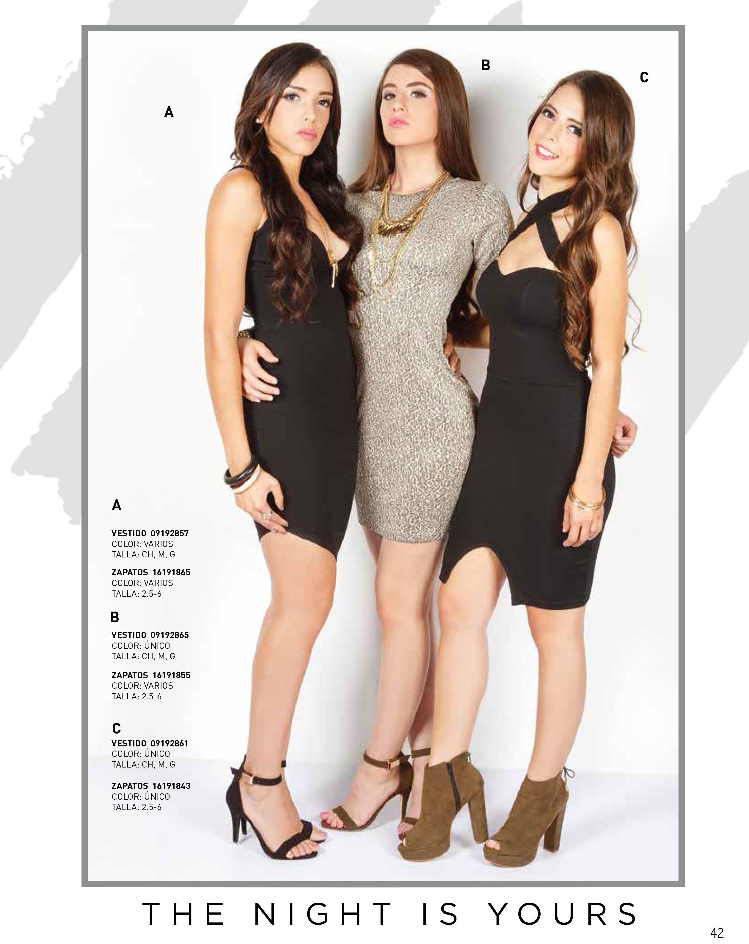 Pin De Blue Colash En Catalogo Winter Fashion 2016 Catálogo