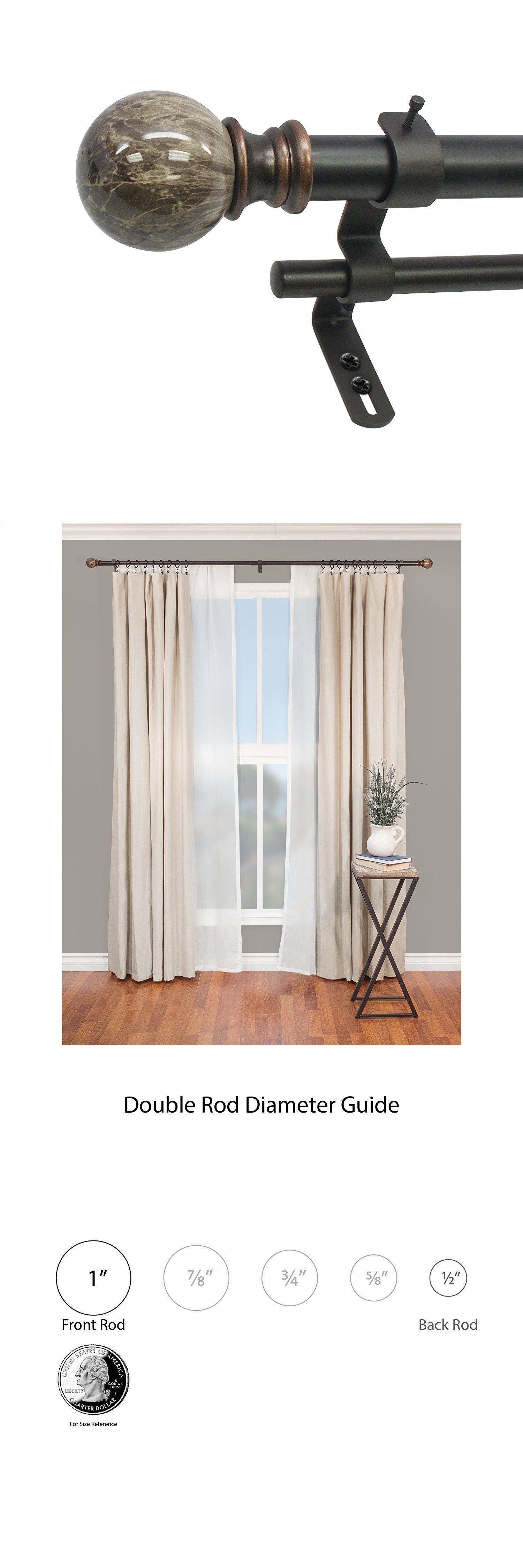 Curtain Rods And Finials 103459 Decopolitan Beme Int 1 Core