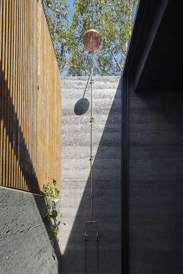 A Pavillon Between Trees, extension du0027une maison par Branch Studio