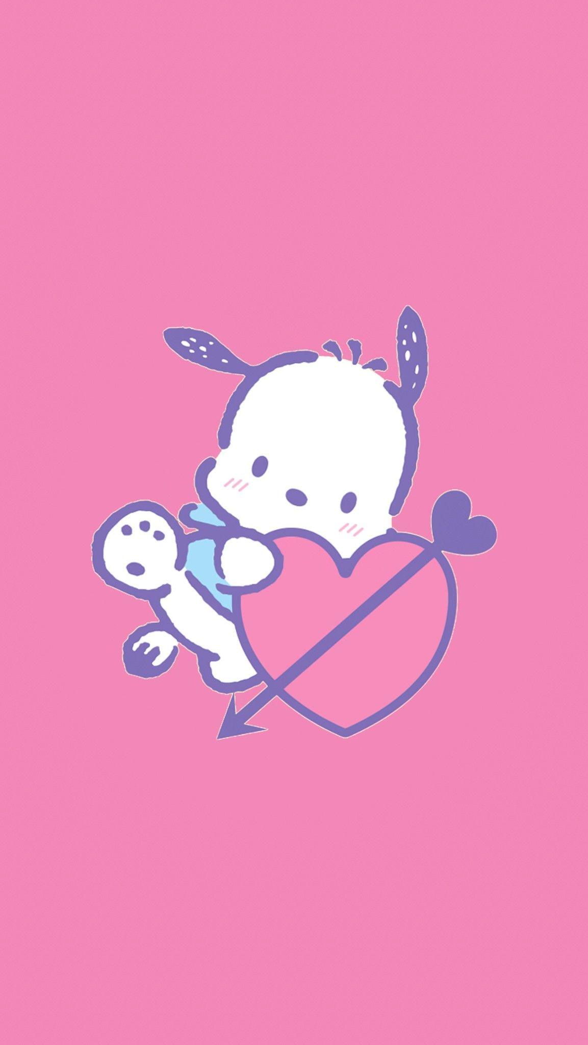 Pochacco おしゃれまとめの人気アイデア Pinterest Seol Hwa Lee サンリオ イラスト 壁紙 かわいい かわいい