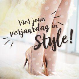 vier jou verjaardag in style! #hallmark #hallmarknl #