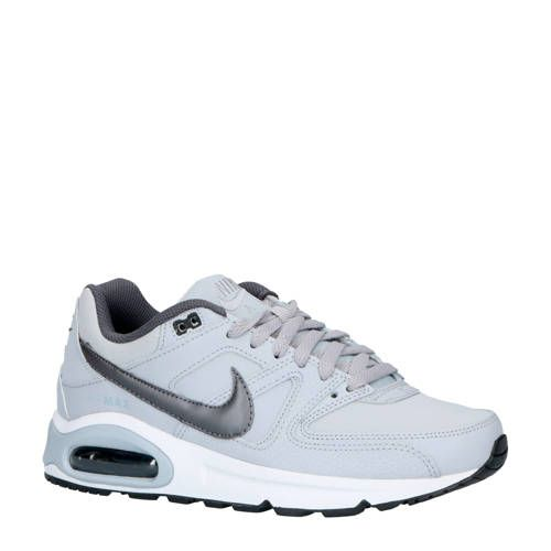 Air Max Command Leather sneakers grijs - Nike sneakers, Nike ...
