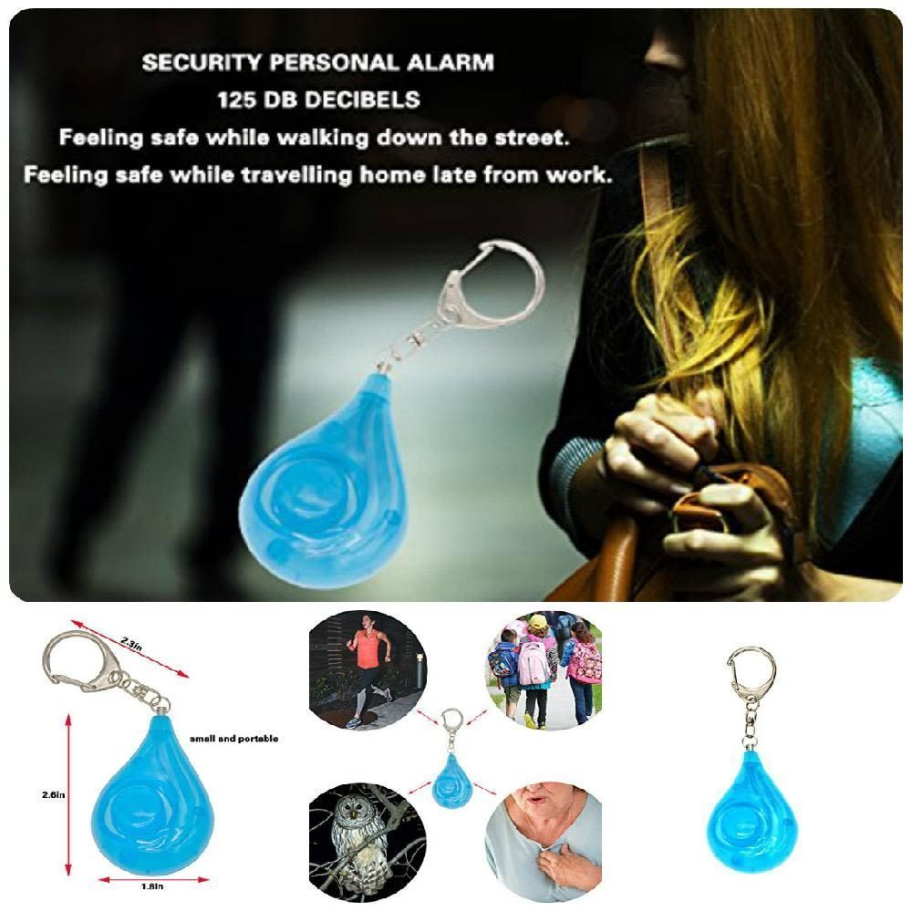 SelfProtection Security Alarm Emergency Safety Sound